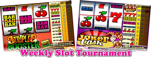 Weekly-slot-tournament
